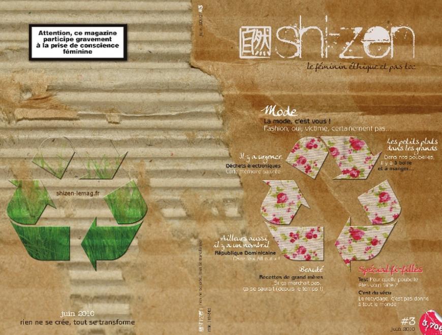Shi-Zen magazine feminin ethique 2