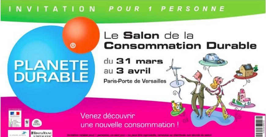 Jeux concours Planete Durable 2011
