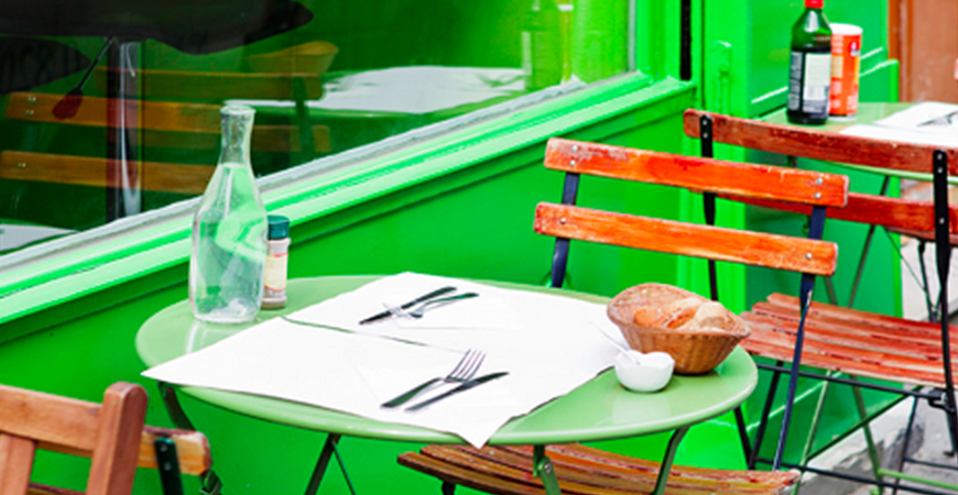 Epicerie Verte et Table Verte Bio Paris 2
