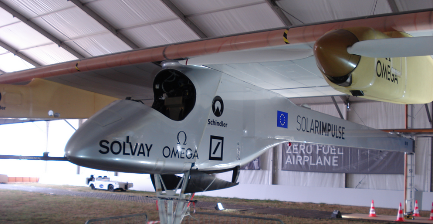 Solar Impulse avion solaire Bertrand Picard 3