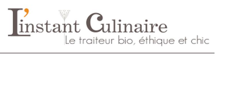 Instant Culinaire traiteur Bio Paris