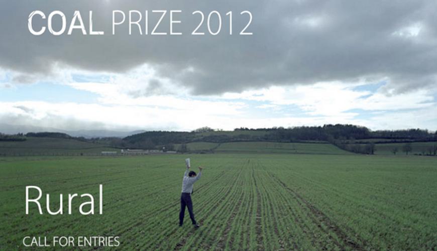 prix COAL art et ecologie 2012
