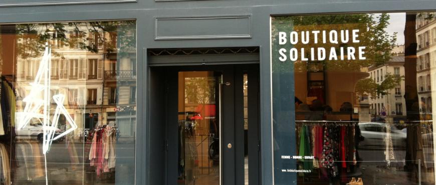 Bis Boutique Solidaire Paris