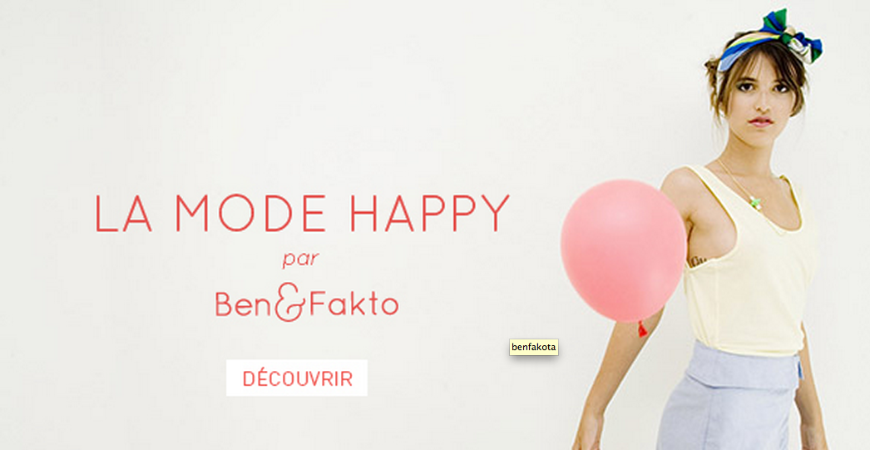 Ben et Fakto mode happy
