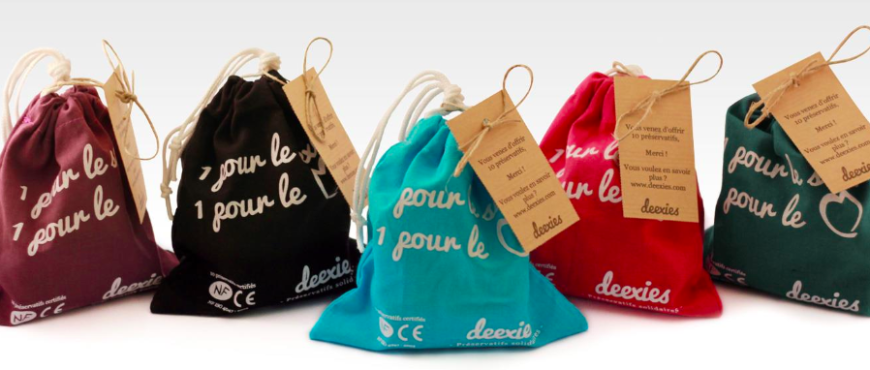 Deexies Preservatifs solidaires