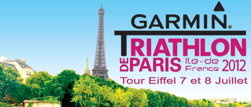 Triathlon Paris 2012