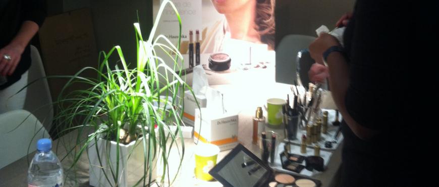 Dr Hauschka maquillage New FemininBio
