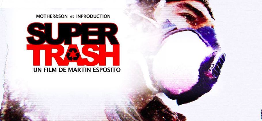 Super Trash Martin Esposito - JulieFromParis