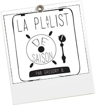 1- Playlist de saison JulieFromParis