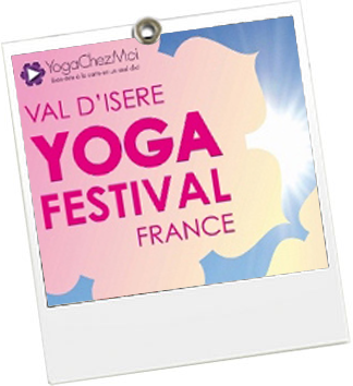 Yoga Festival Val D'Isere - JulieFromParis