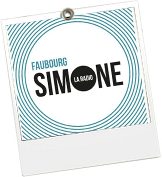 Radio Faubourg Simone - JulieFromParis