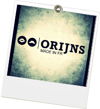 Orijins - JulieFromParis