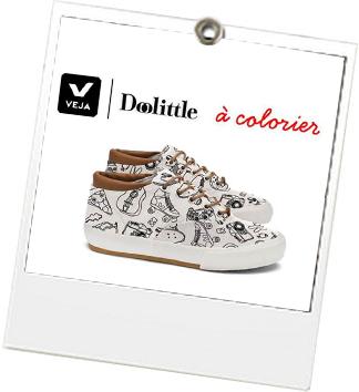 Veja X Doolittle - JulieFromParis