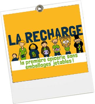 La Recharge - JulieFromParis