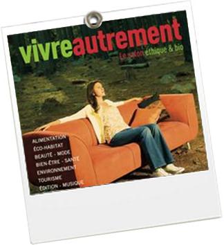 Salon Vivre Autrement Paris - JulieFromparis