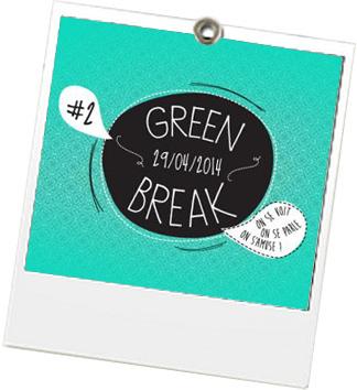Green Break - FemininBio - JulieFromparis