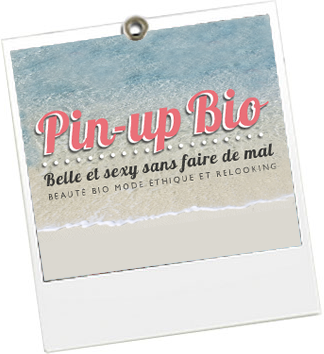 Pin Up Bio - JulieFromParis