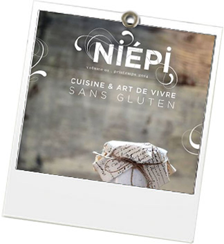 Niepi - Gluten Freen - JulieFromParis