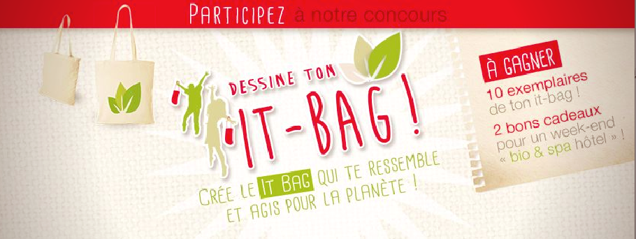 Dessine ton it bag  - JulieFromParis