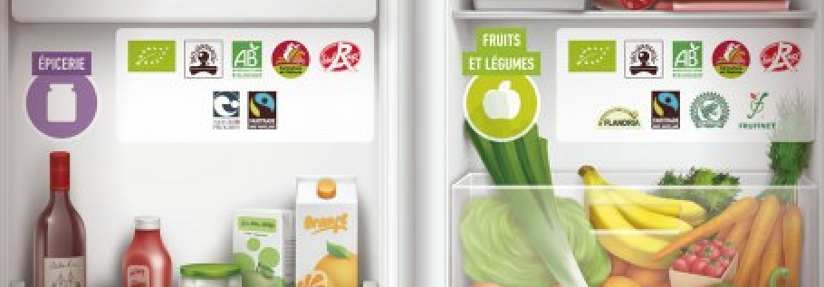 Quel logo dans mon frigo - JulieFromParis