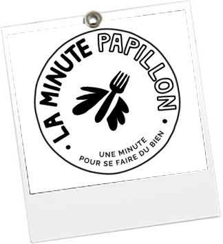 La minute papillon - JulieFromParis