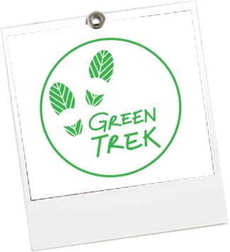 Green Trek - JulieFromParis