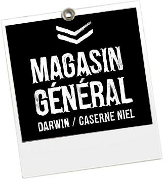 Magasin général - Darwin - JulieFromParis