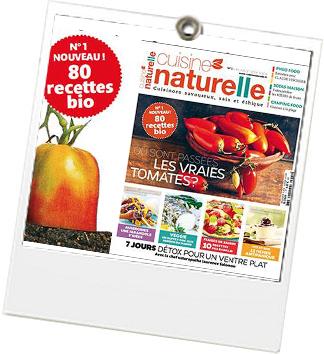 Cuisine naturelle - JulieFromParis