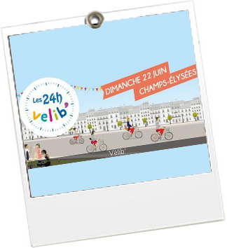 24heures Vélib - JulieFromParis