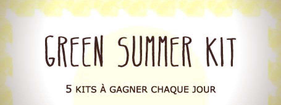 Green Summer Kit - JulieFromParis