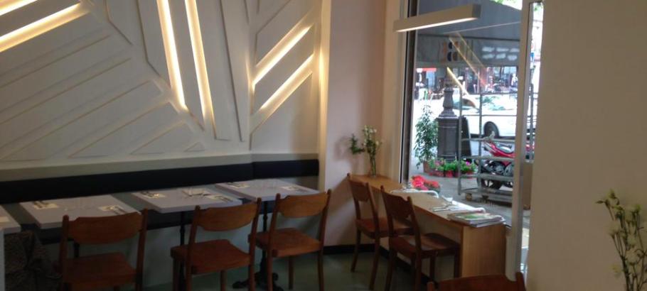 Hobbes restaurant bio - JulieFromParis
