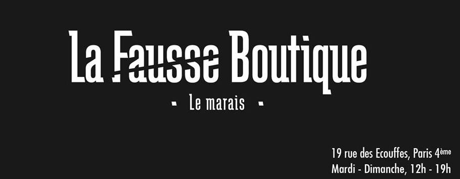 La Fausse Boutique - JulieFromParis
