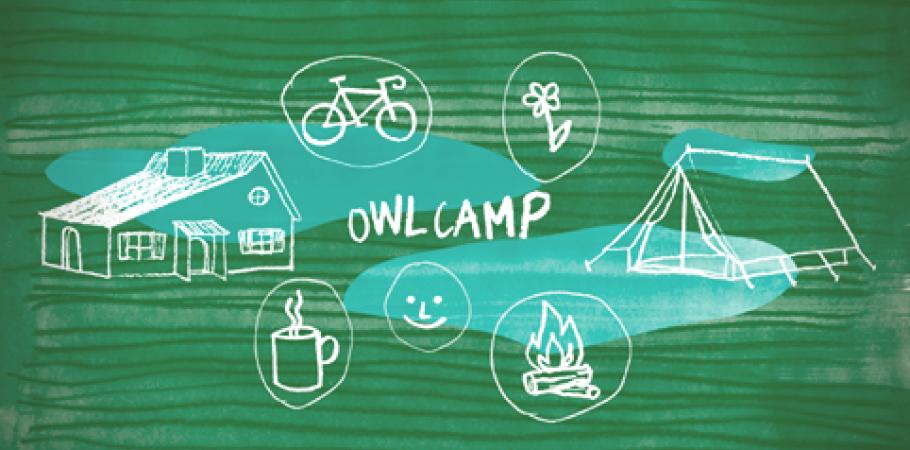 OwlCamp - JulieFromParis