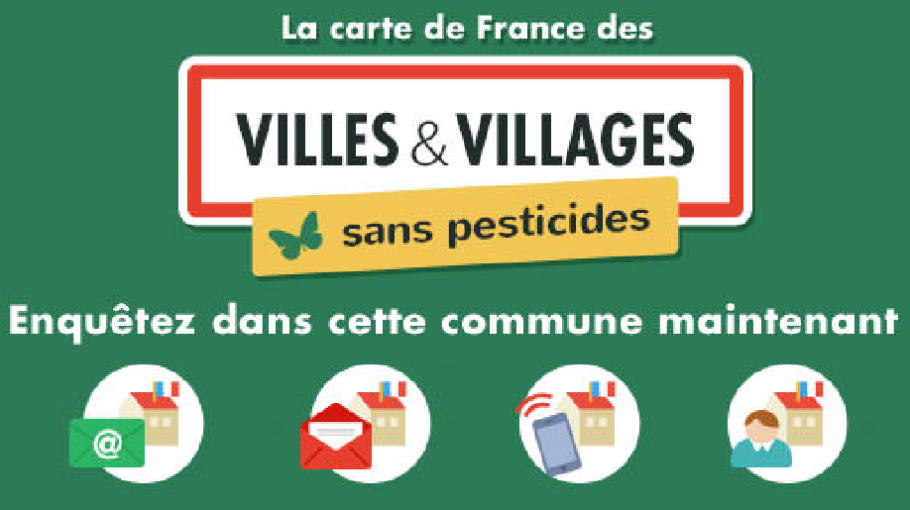 Villes et Villages sans pesticides - JulieFromParis