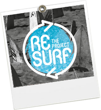 Resurf - recyclage surf - JulieFromParis