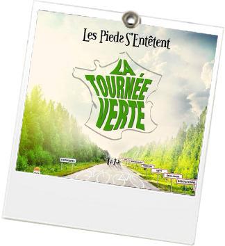 La Tournée Verte - JulieFromParis