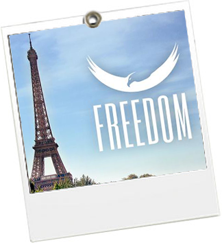 Projet Freedom - JulieFromParis