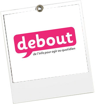 Magazine Debout - JulieFromParis