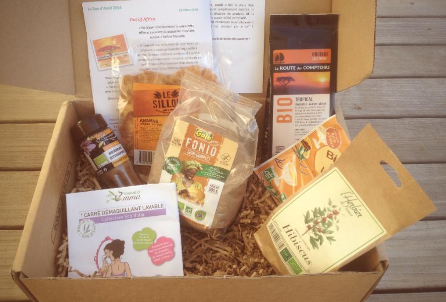 Ecolili Box Bio - JulieFromParis