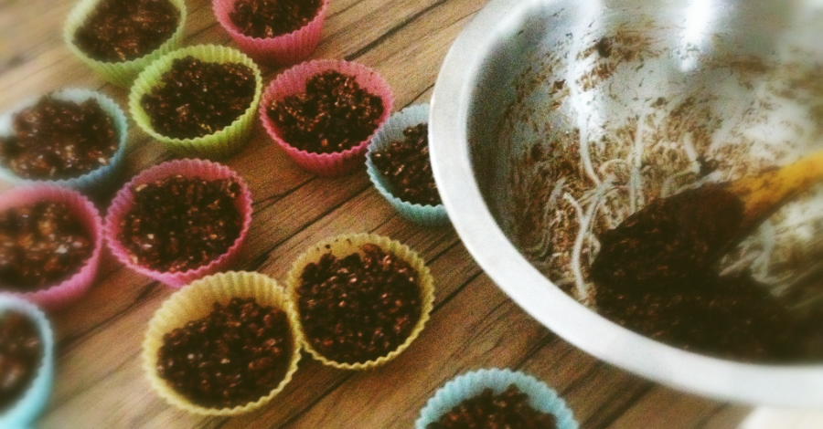 Quinoa cacao recette - JulieFromParis