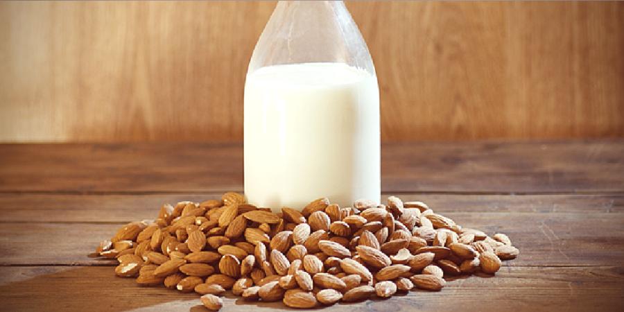 recette maison lait amandes - JulieFromParis