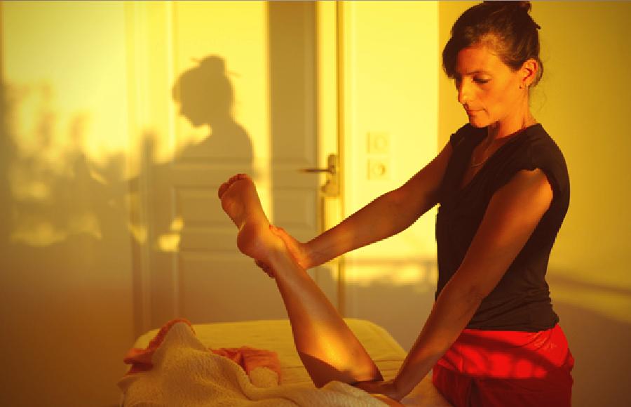 Masaje Massage Mélanie Preto Rodriguez