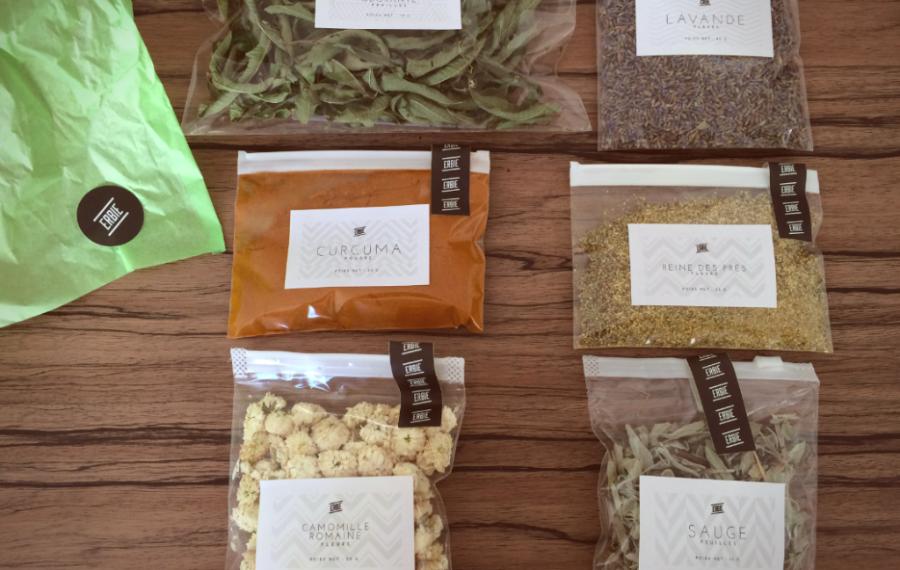 Cadeau Erbie Organics - JulieFromParis