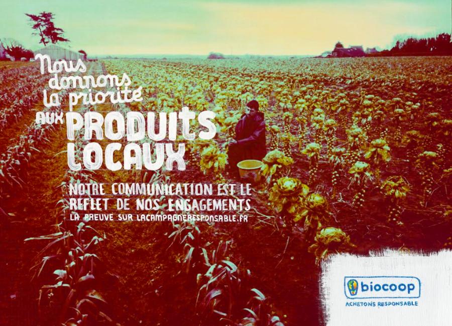 Biocoop - La Campagne Responsable - JulieFromParis