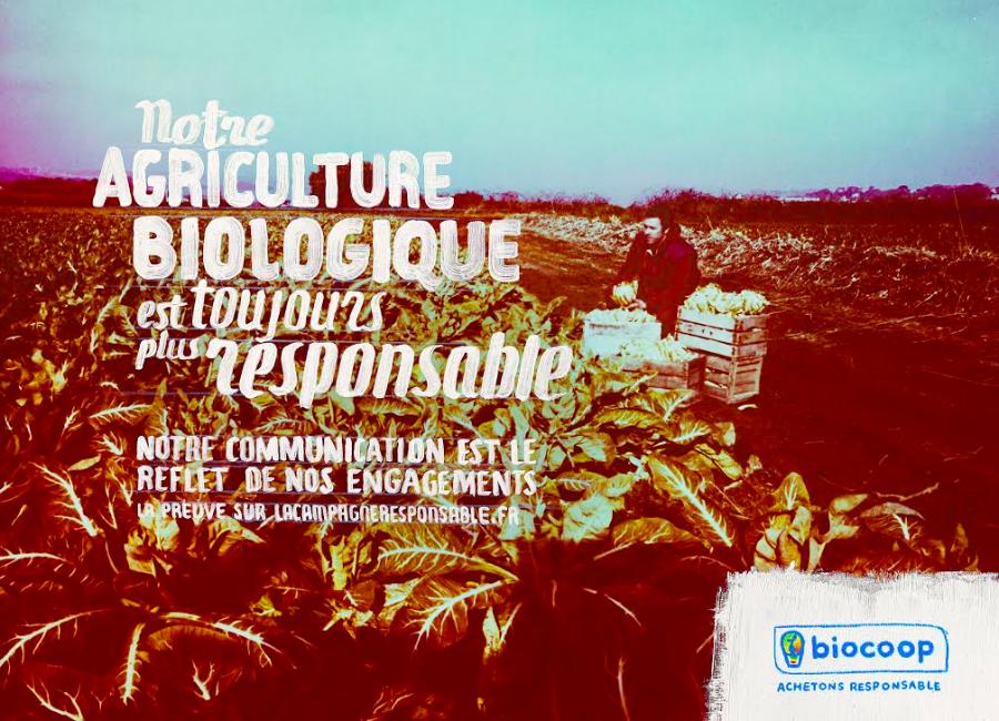 Biocoop - La Campagne Responsable - JulieFromParis 2