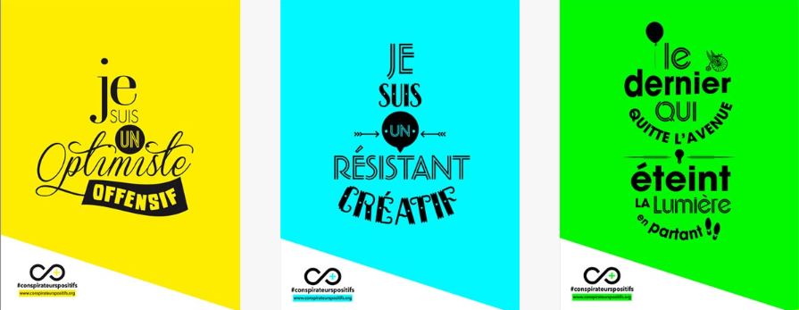 Conspirateurs positifs - JulieFromParis 1