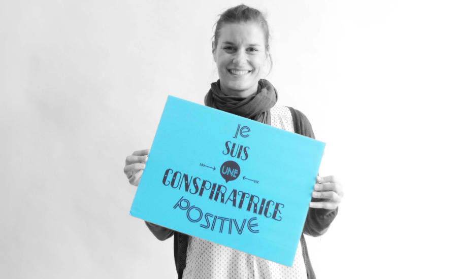 Conspirateurs positifs - JulieFromParis 4