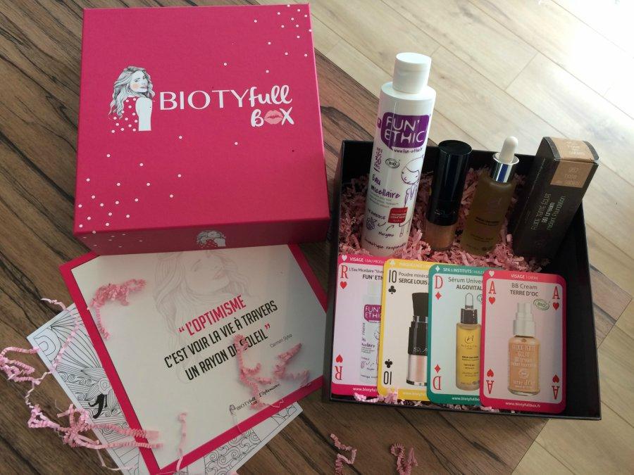 Biotyfull Box - JulieFromParis