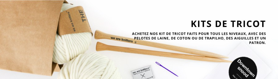 We Are Knitters - Julie From Paris